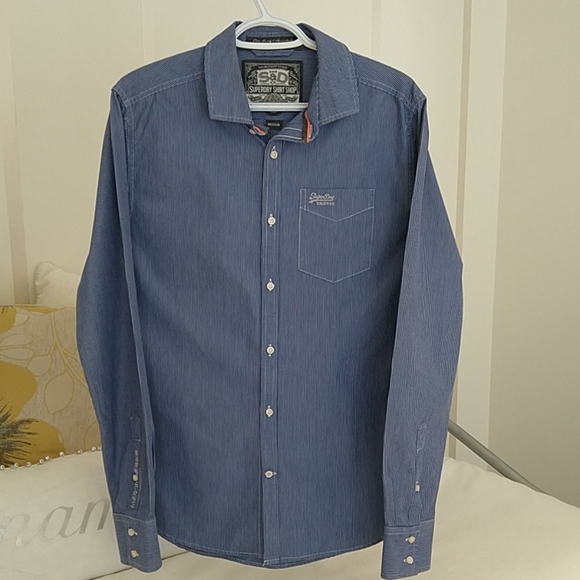 Superdry Casual button down shirt